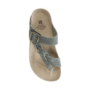 New Women's Crawford Leather Sandals